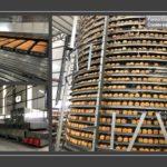 Equipamentos para fabricar pão de forma